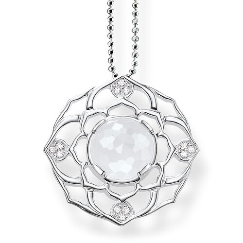 """necklace """"crown chakra"""" from the Chakras collection in the THOMAS SABO online store"""