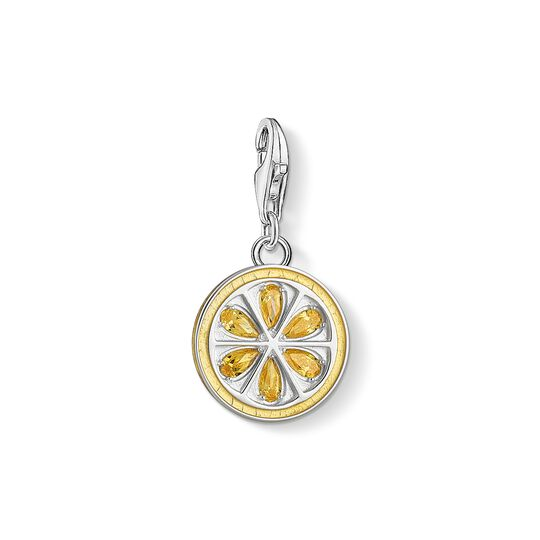 charm pendant lemon from the Charm Club collection in the THOMAS SABO online store