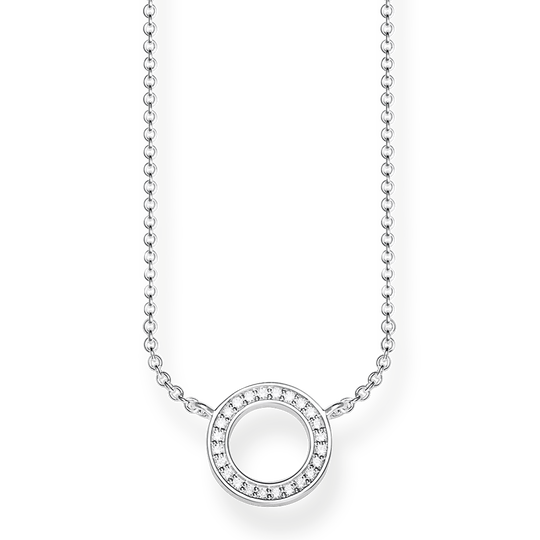 necklace small circle from the Glam & Soul collection in the THOMAS SABO online store