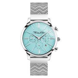 montre pour homme Chronograph Arizona Spirit turquoise de la collection Rebel at heart dans la boutique en ligne de THOMAS SABO