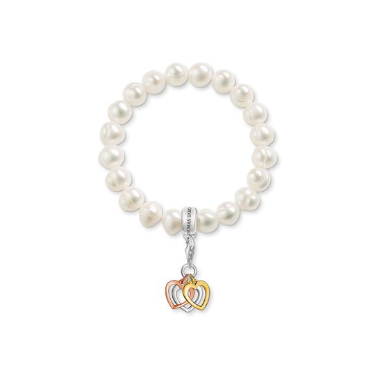 Charm bracelet Hearts from the Charm Club collection in the THOMAS SABO online store