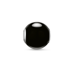 "Bead ""obsidian"" from the Karma Beads collection in the THOMAS SABO online store"