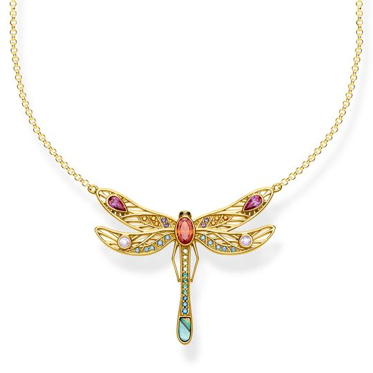 necklace large dragonfly from the Glam & Soul collection in the THOMAS SABO online store