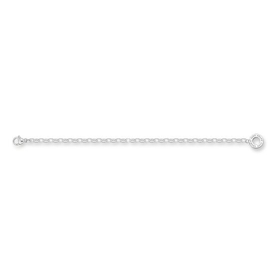 Charm anklet from the  collection in the THOMAS SABO online store
