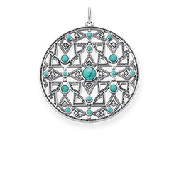 pendant ethnic amulet from the Glam & Soul collection in the THOMAS SABO online store