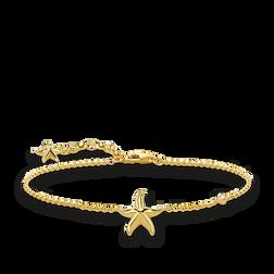 Thomas Sabo Women Silver Charm Bracelet - A1749-340-7-L19v jtSI7