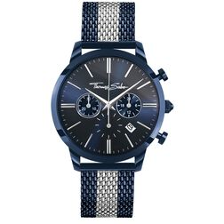 "men's watch ""MATCH"" from the Rebel at heart collection in the THOMAS SABO online store"