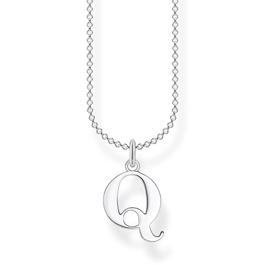 Necklace letter Q from the Charming Collection collection in the THOMAS SABO online store