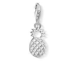 "Charm pendant ""pineapple"" from the  collection in the THOMAS SABO online store"