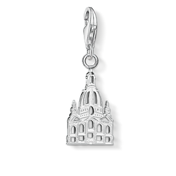 Charm pendant Church of Our Lady Dresde from the Charm Club Collection collection in the THOMAS SABO online store