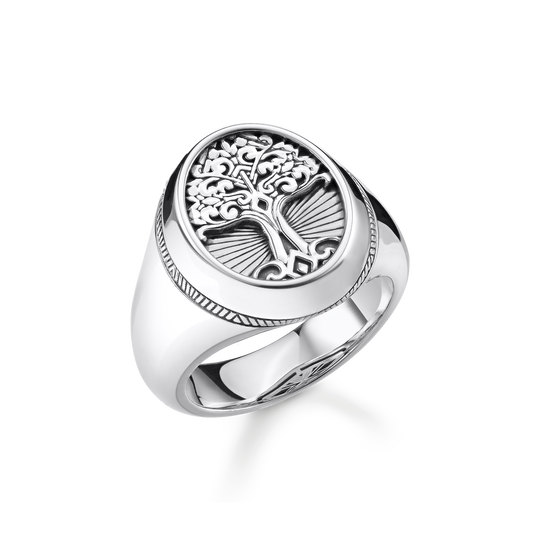 ring Tree of Love from the Rebel at heart collection in the THOMAS SABO online store