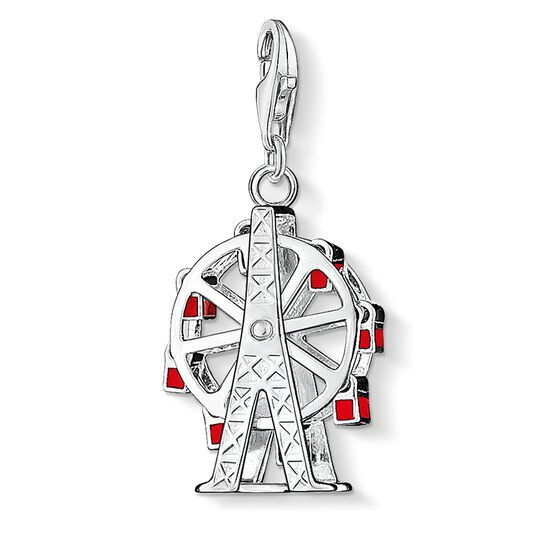 Charm pendant ferris wheel from the  collection in the THOMAS SABO online store