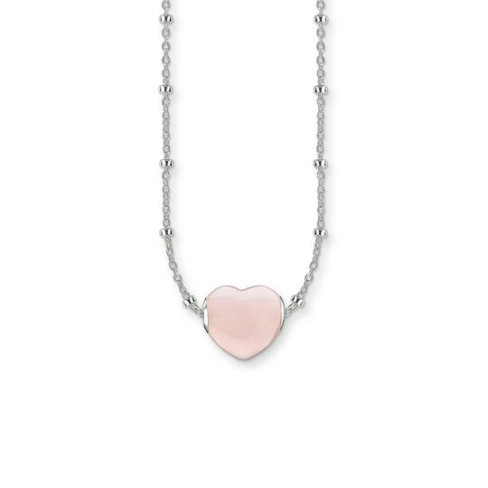 necklace heart from the Karma Beads collection in the THOMAS SABO online store