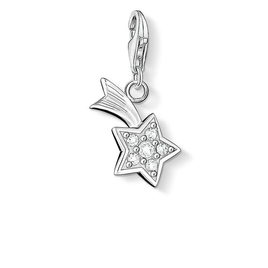 "Charm pendant ""shooting star"" from the  collection in the THOMAS SABO online store"