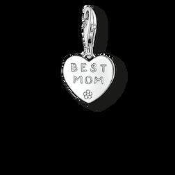 """pendentif Charm """"BEST MOM"""" de la collection  dans la boutique en ligne de THOMAS SABO"""