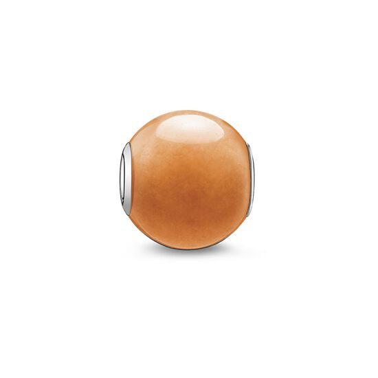 "Bead ""aventurine rouge"" de la collection Karma Beads dans la boutique en ligne de THOMAS SABO"