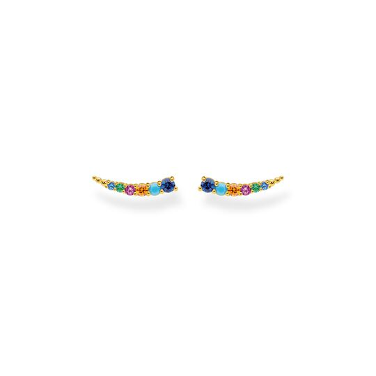 Ear climber colourful Stones from the Charming Collection collection in the THOMAS SABO online store