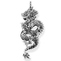 "pendant ""Chinese dragon"" from the Glam & Soul collection in the THOMAS SABO online store"