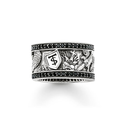 ring eternity sword from the  collection in the THOMAS SABO online store