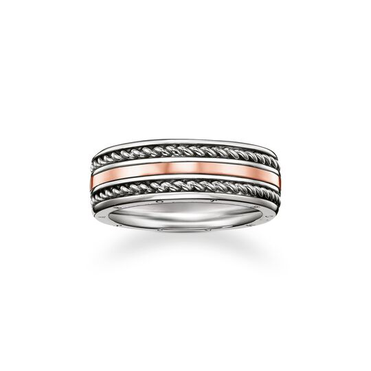band ring from the  collection in the THOMAS SABO online store