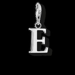 """Charm-Anhänger """"Buchstabe E"""" aus der  Kollektion im Online Shop von THOMAS SABO"""