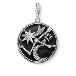 "Charm pendant ""Astro Disc"" from the  collection in the THOMAS SABO online store"