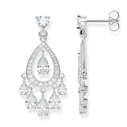 "earrings ""chandelier"" from the Glam & Soul collection in the THOMAS SABO online store"