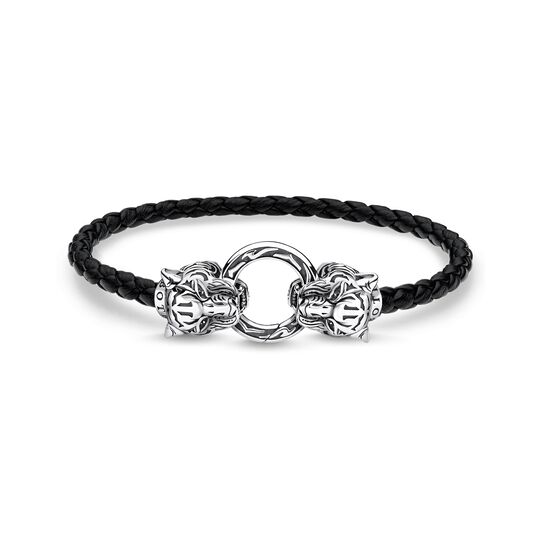 Leather strap tiger from the  collection in the THOMAS SABO online store