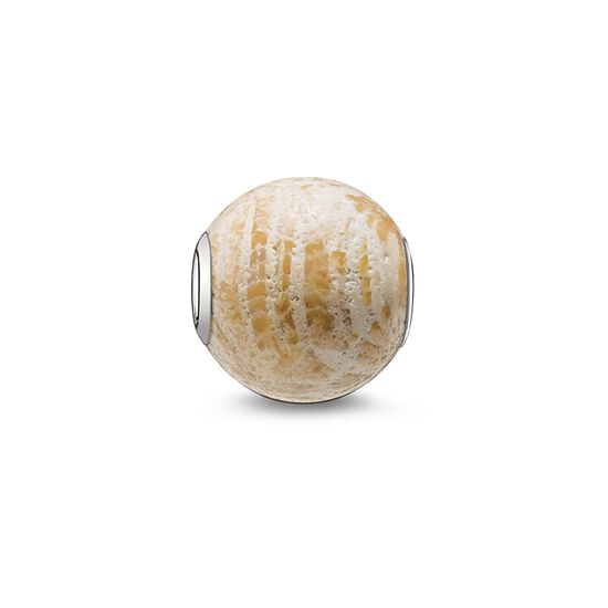 "Bead ""daisy jasper"" from the Karma Beads collection in the THOMAS SABO online store"