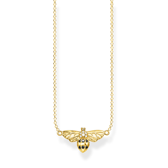 necklace bee from the Glam & Soul collection in the THOMAS SABO online store