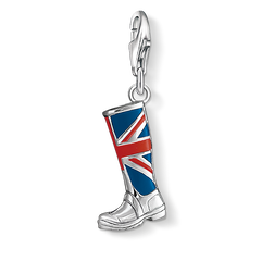 Charm pendant Brit boot from the  collection in the THOMAS SABO online store