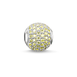 "Bead ""Lucky Luz"" from the Karma Beads collection in the THOMAS SABO online store"