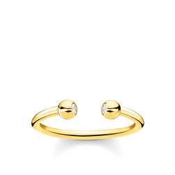 ring from the Charming Collection collection in the THOMAS SABO online store
