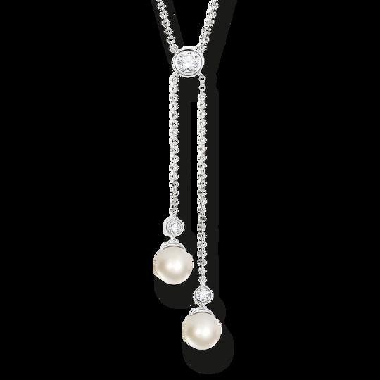 Perlenkette aus der Glam & Soul Kollektion im Online Shop von THOMAS SABO