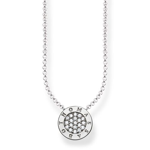 "collier ""Classic pavé"" de la collection Glam & Soul dans la boutique en ligne de THOMAS SABO"
