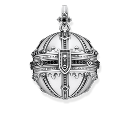 "pendentif ""Royalty globe"" de la collection Rebel at heart dans la boutique en ligne de THOMAS SABO"