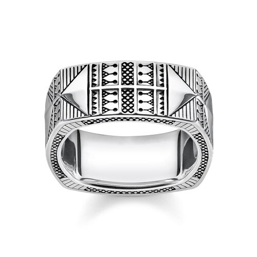 "ring ""ethnic"" from the Rebel at heart collection in the THOMAS SABO online store"