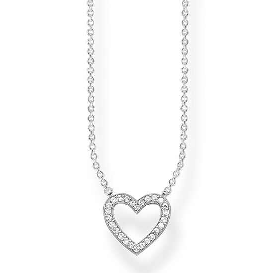 Necklace heart ke1554 women thomas sabo canada necklace from the glam amp soul collection in the thomas sabo online aloadofball