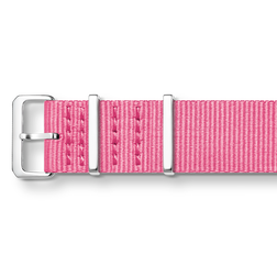 NATO textile strap, hot pink from the  collection in the THOMAS SABO online store