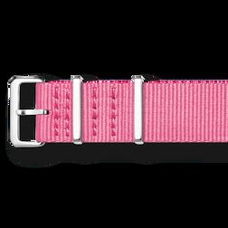 Bracelet textile Nato, rose de la collection  dans la boutique en ligne de THOMAS SABO