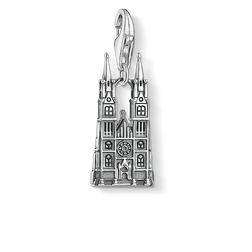 Charm pendant Prague Castle from the Charm Club Collection collection in the THOMAS SABO online store