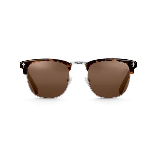 Sonnenbrille James Trapez Lilie Havanna aus der  Kollektion im Online Shop von THOMAS SABO