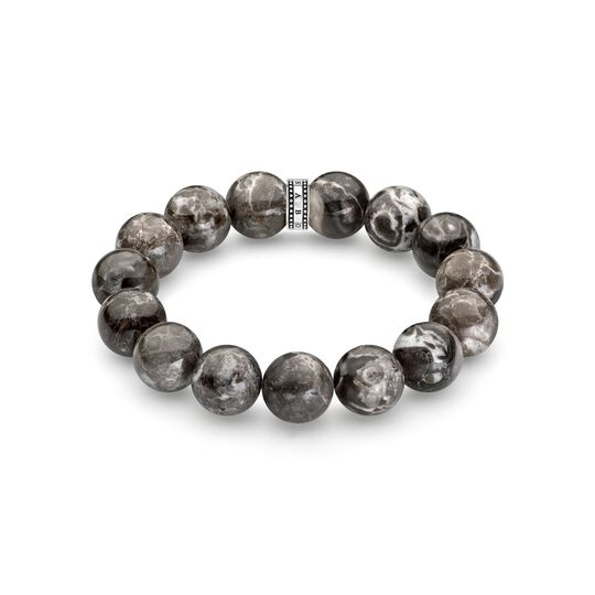 power bracelet grey from the  collection in the THOMAS SABO online store