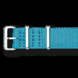 Bracelet textile Nato, turquoise de la collection  dans la boutique en ligne de THOMAS SABO