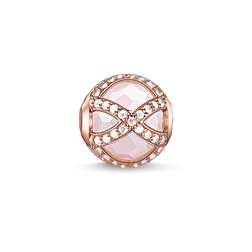 Bead pink Maharani from the Karma Beads collection in the THOMAS SABO online store