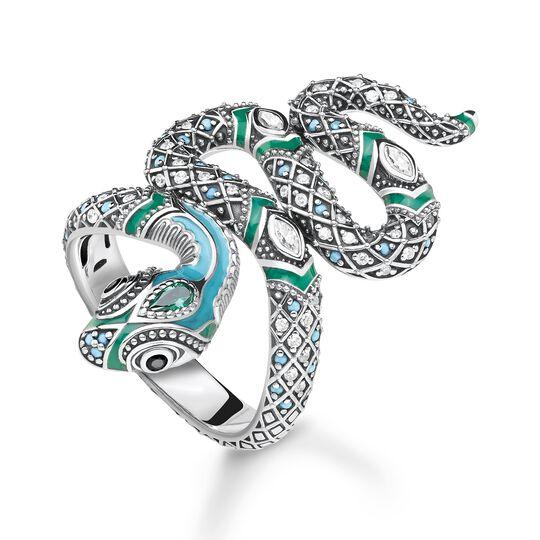 """anillo """"serpiente"""" de la colección Glam & Soul en la tienda online de THOMAS SABO"""