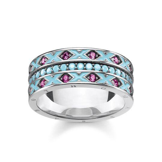 anillo Ornamentos asiáticos de la colección Glam & Soul en la tienda online de THOMAS SABO