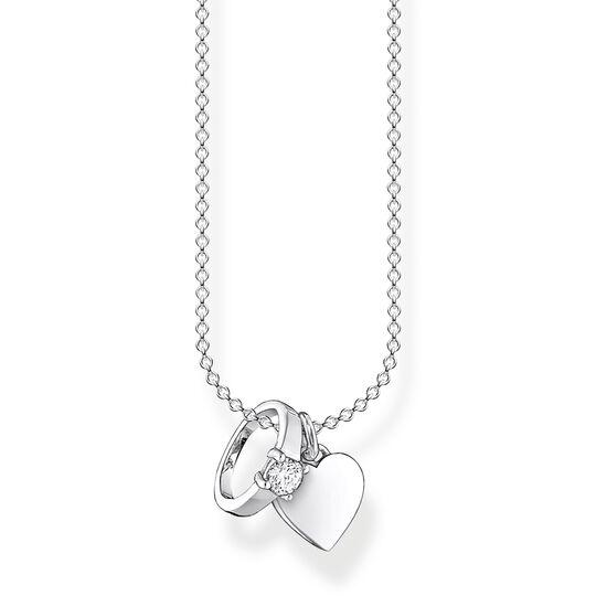 Kette Ring mit Herz aus der Charming Collection Kollektion im Online Shop von THOMAS SABO