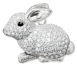 Pendant rabbit from the Glam & Soul collection in the THOMAS SABO online store