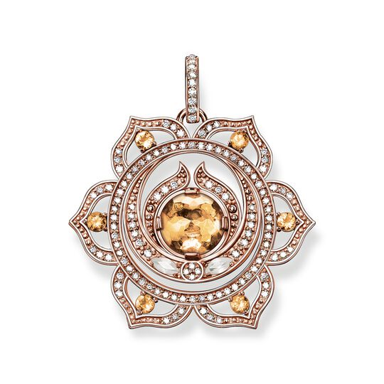 pendant splenic chakra from the  collection in the THOMAS SABO online store